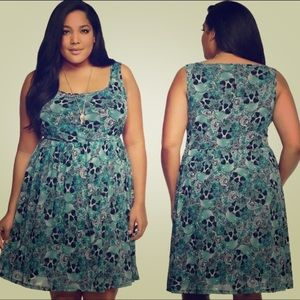 💀Edgy Chic!💀 0X Torrid Skull Dress